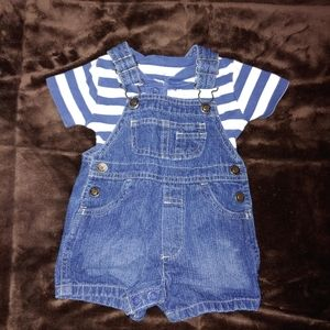 Arizona overall outfit